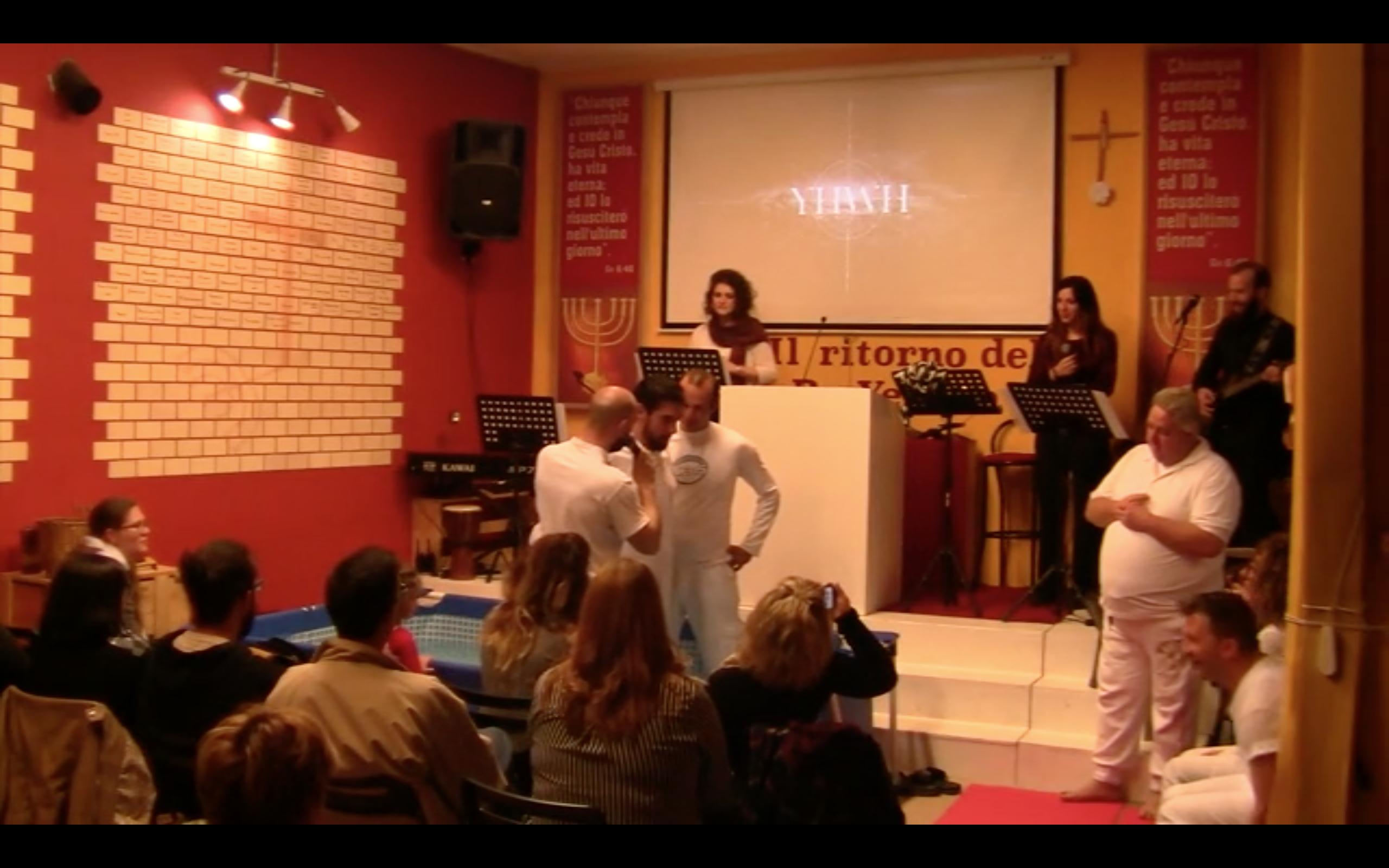 2017 Taddeo Battesimo