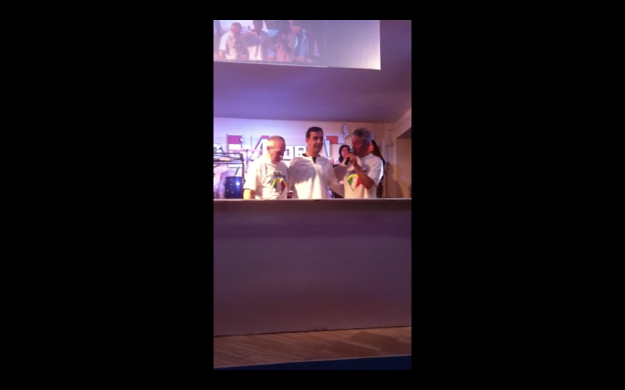 2015 Salvo Battesimo