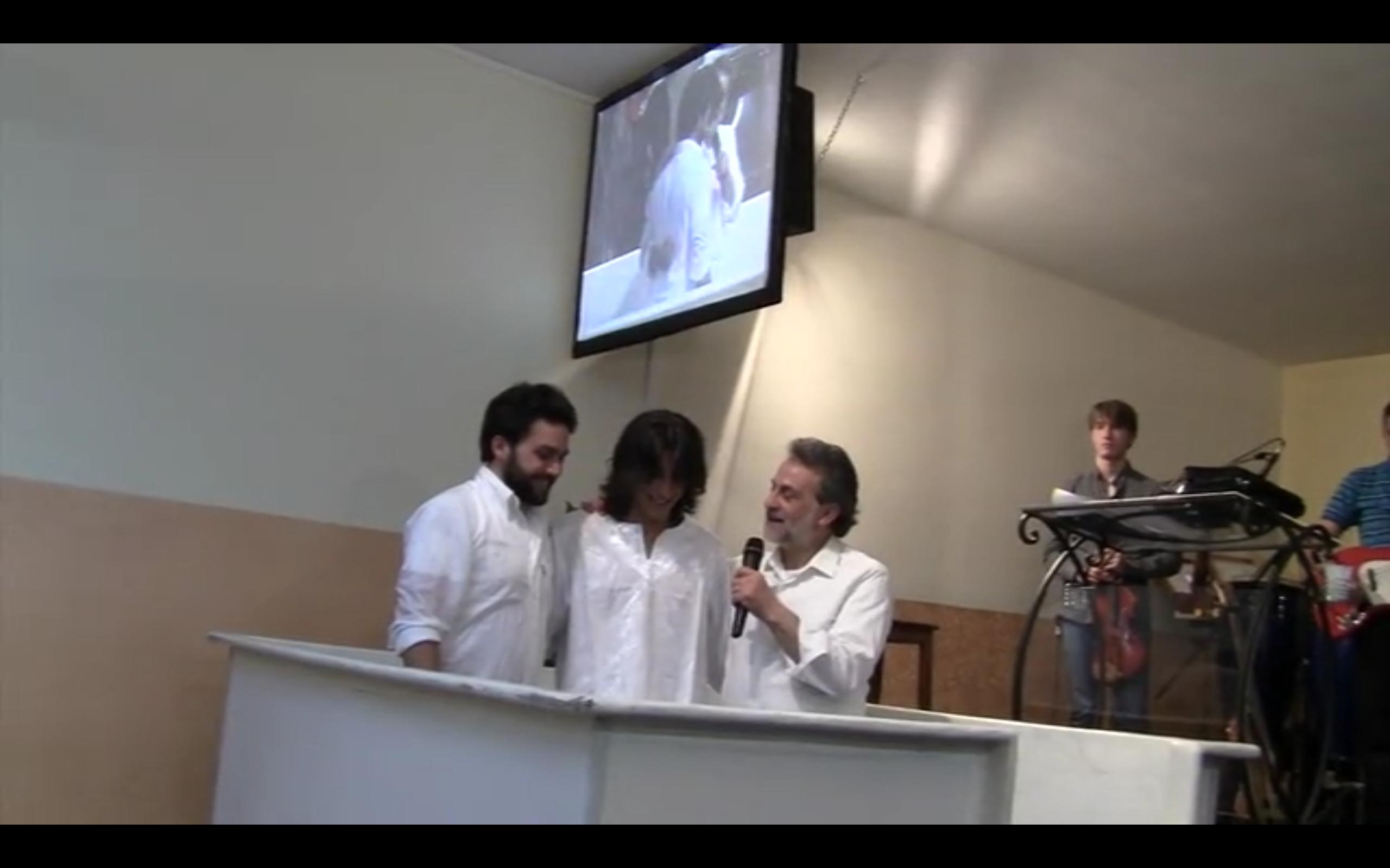 2011 Cefa Battesimo